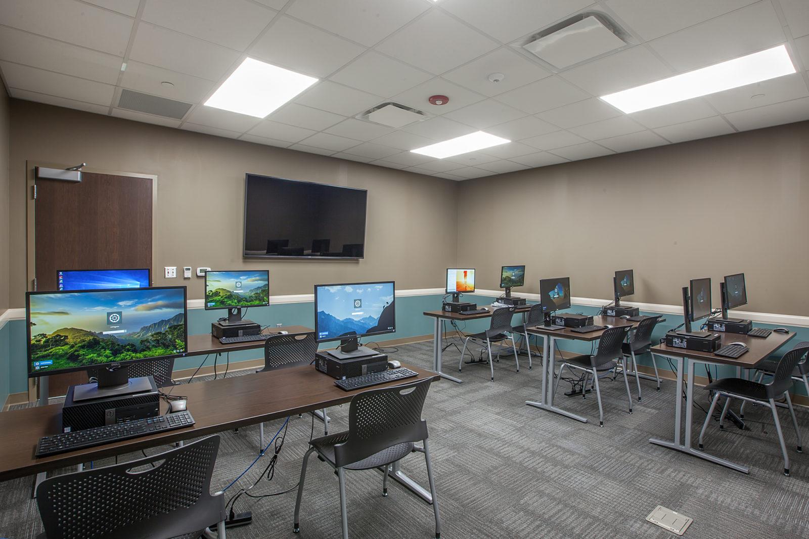 workstation room
