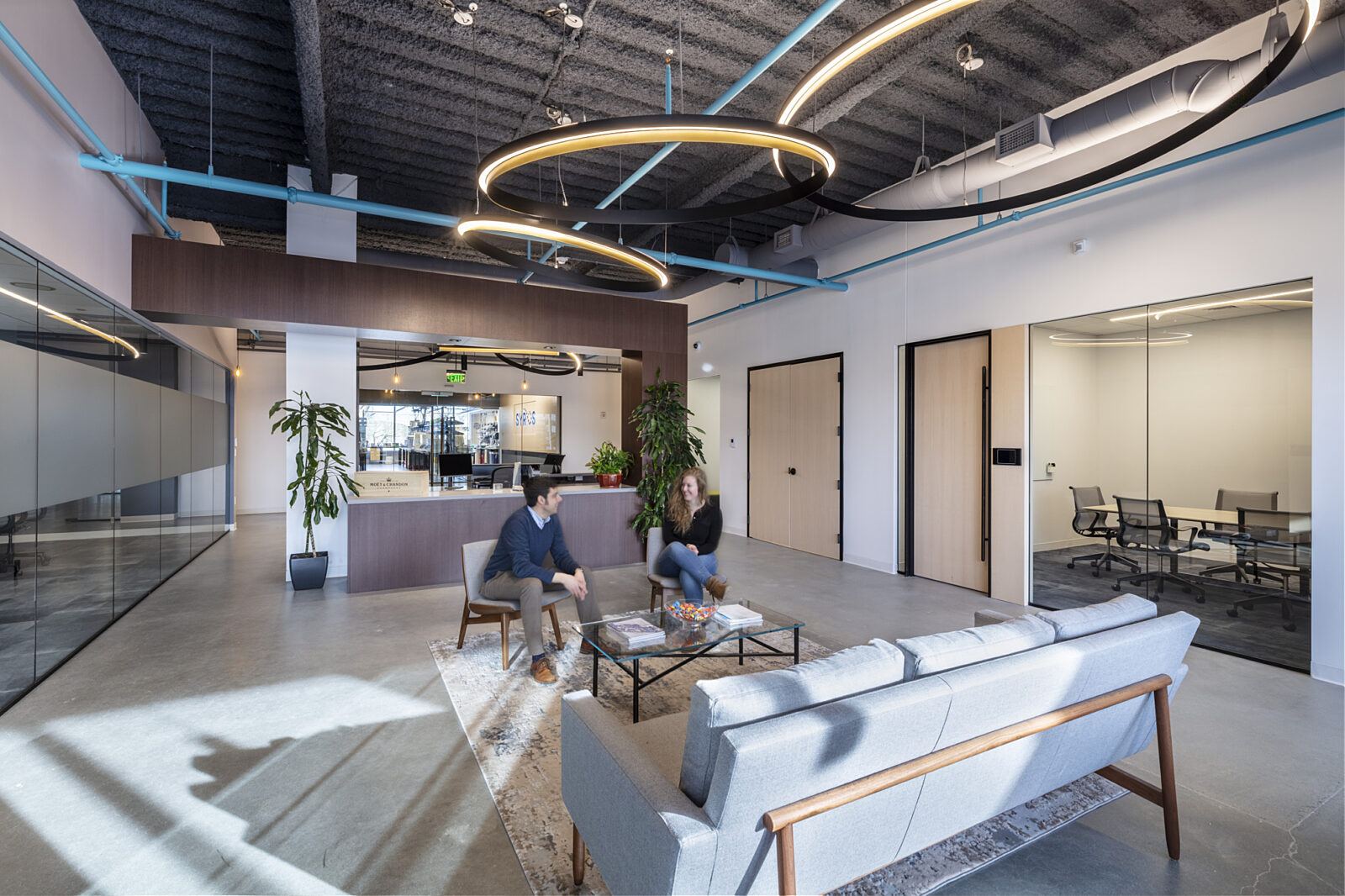 boston office creative design life sciences
