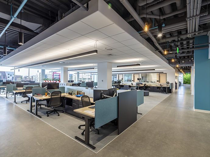 life science creative design workplace furniture