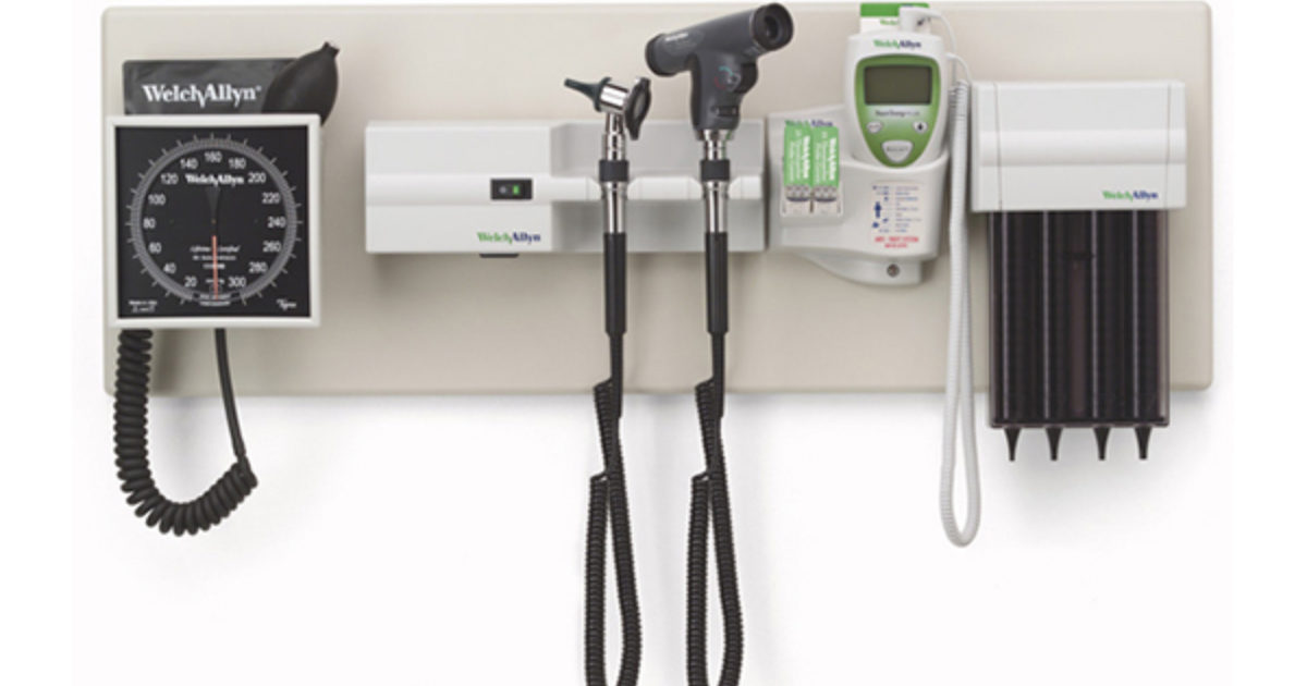 Gs 777 Wall Transformer Sets By Welch Allyn Creative Office Pavilion